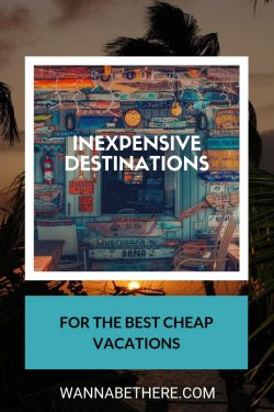 best cheap vacations