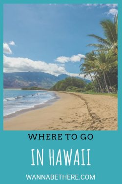 where to go in hawaii #hawaii #maui #kauai