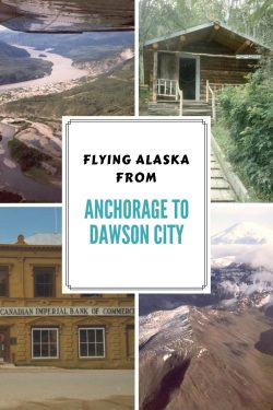 anchorage to dawson city