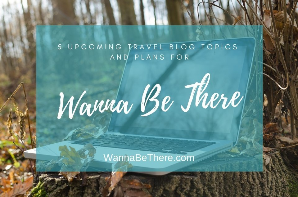 travel blog topics