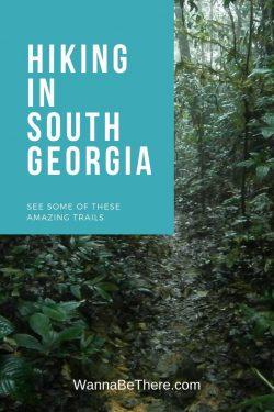 hiking in south georgia