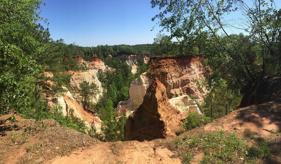 best day hikes in georgia